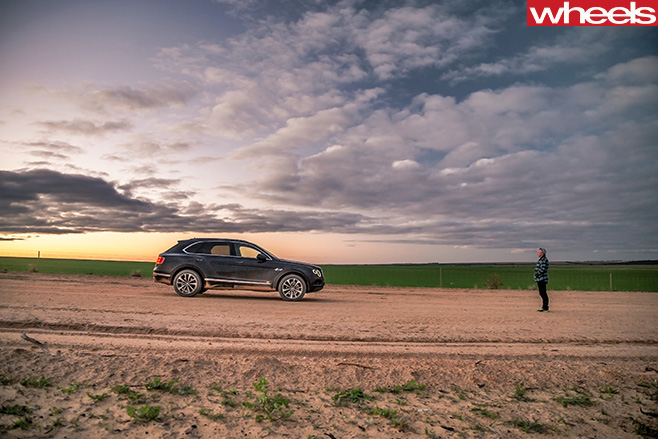 Bentley -bentayga -with -Stephen -Corby