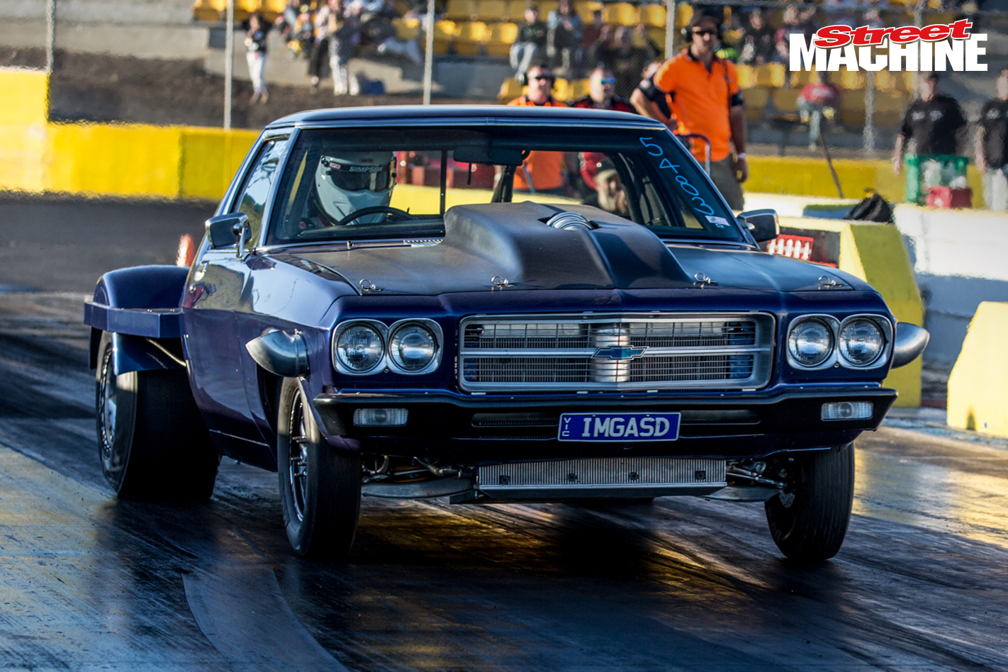 HQ Holden One Tonner Turbo