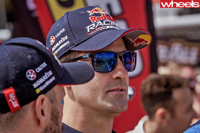 Jamie -Whincup -at -Bathurst