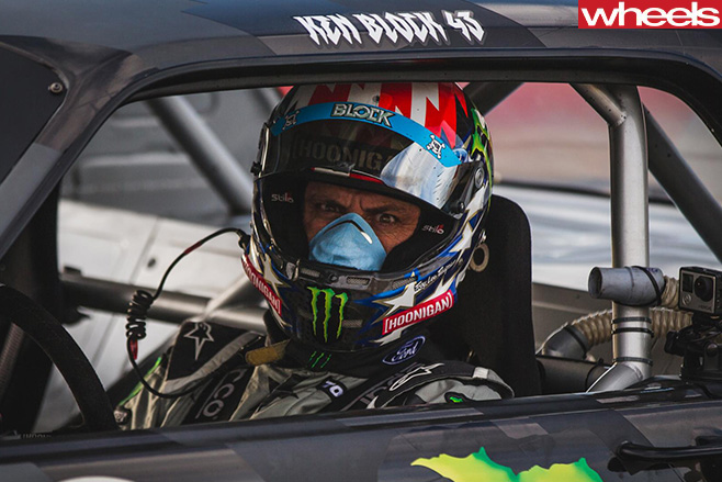 Ken -Block -inside -drift -car