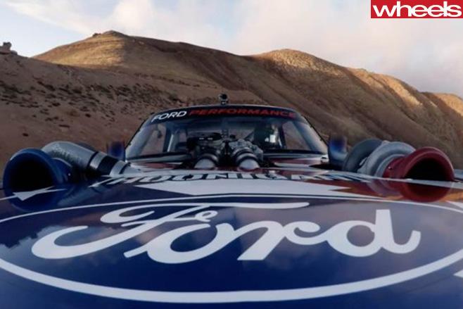 Ken -Block -Mustang -RTR-Bonnet