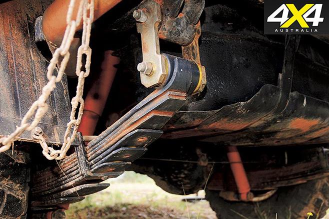 rear springs