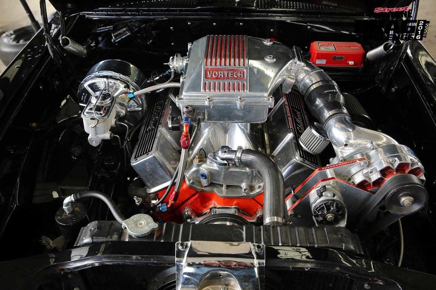 Holden Torana XU1 V8 Supercharged