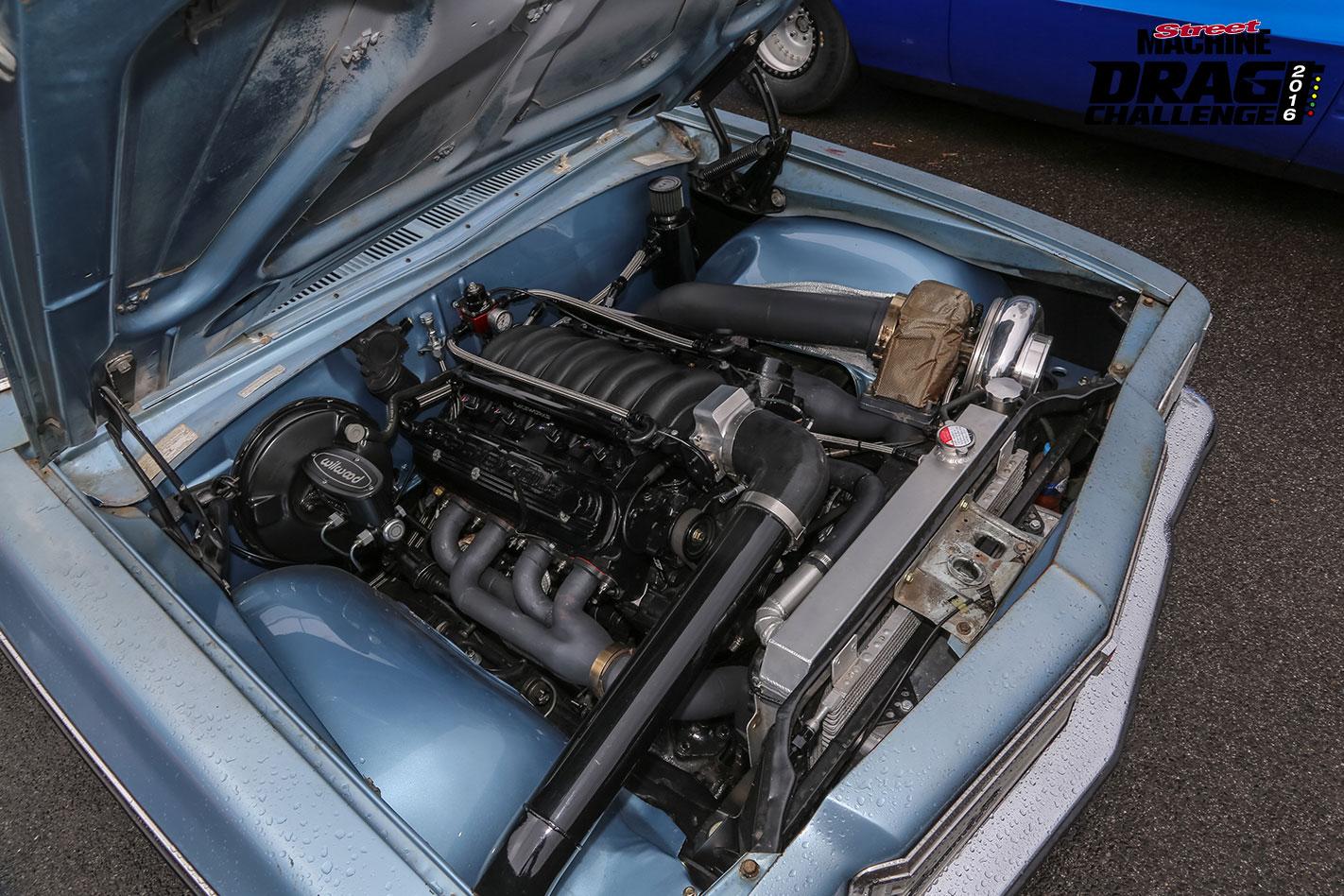 HZ Kingswood Turbo LS 1