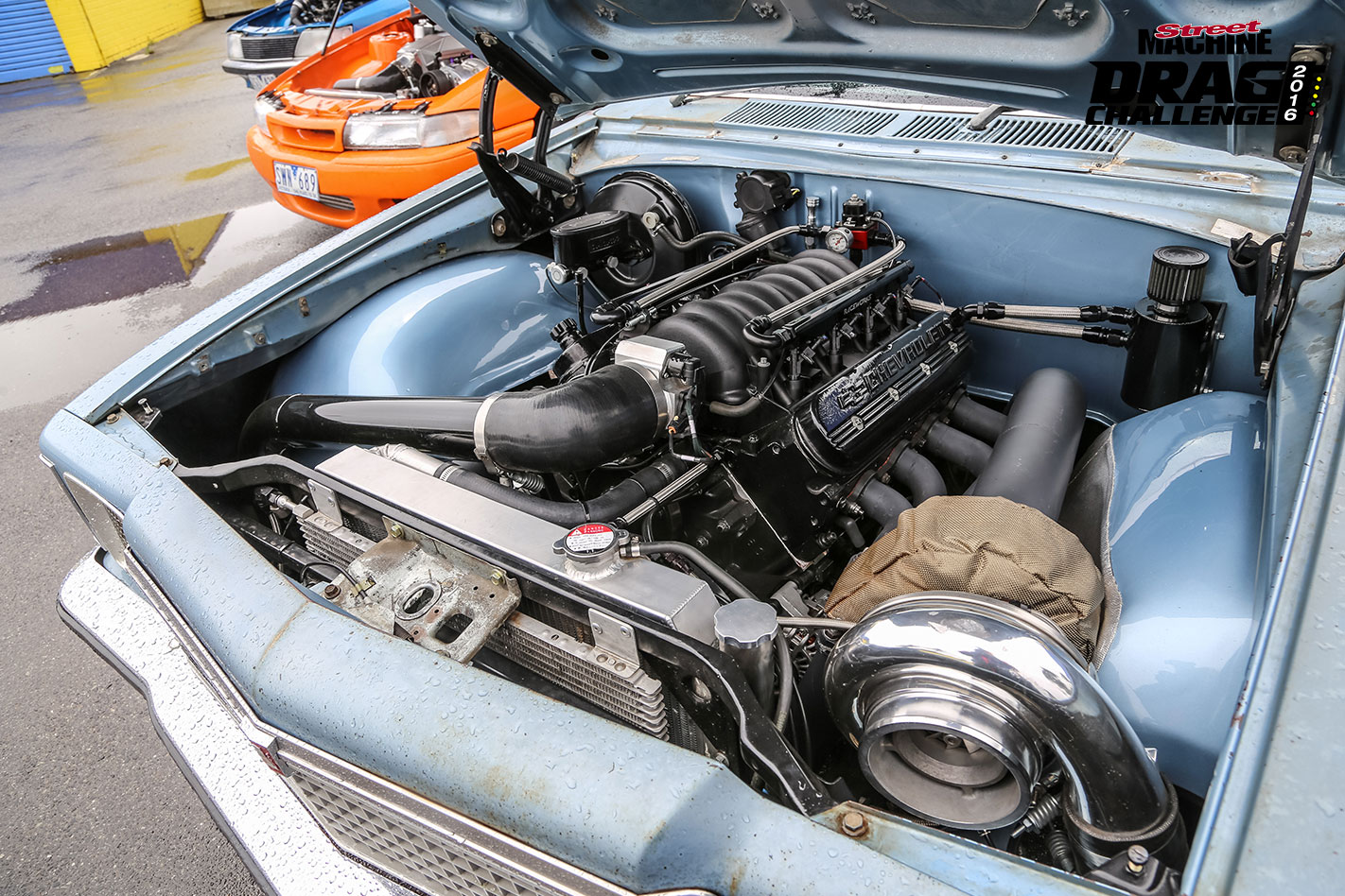 HZ Kingswood Turbo LS 2