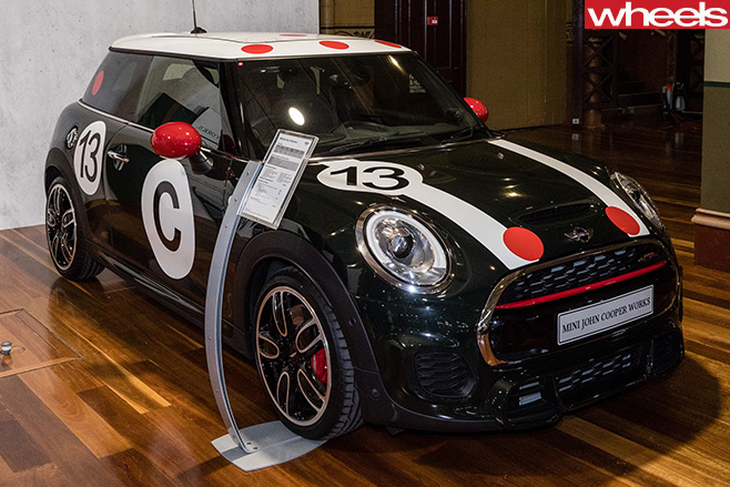 Mini -Cooper -John -Cooper -Works -edition