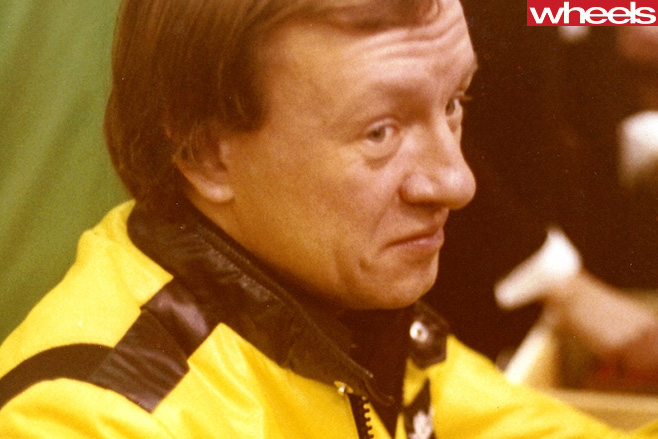 Rauno -Aaltonen -late -1970s -race -car -driver
