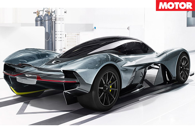 AM-RB 001 rear
