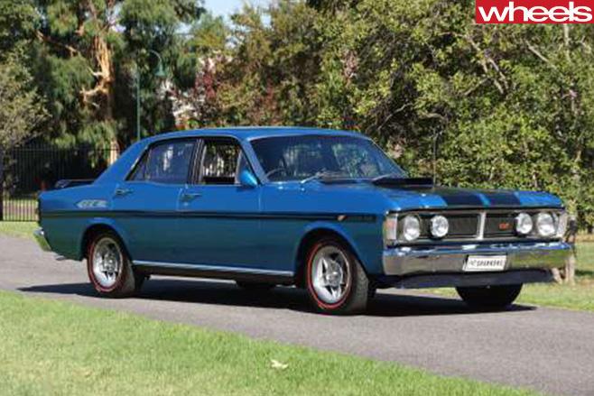 Australian -classic -cars -Phase -III u201c & Classic Aussie muscle car market still strong | Wheels markmcfarlin.com