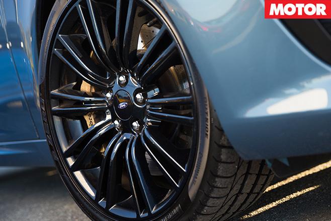 Ford falcon xr6 sprint wheel