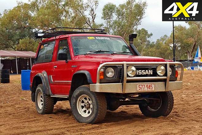 1988-SWB-Nissan -GQ-Patrol