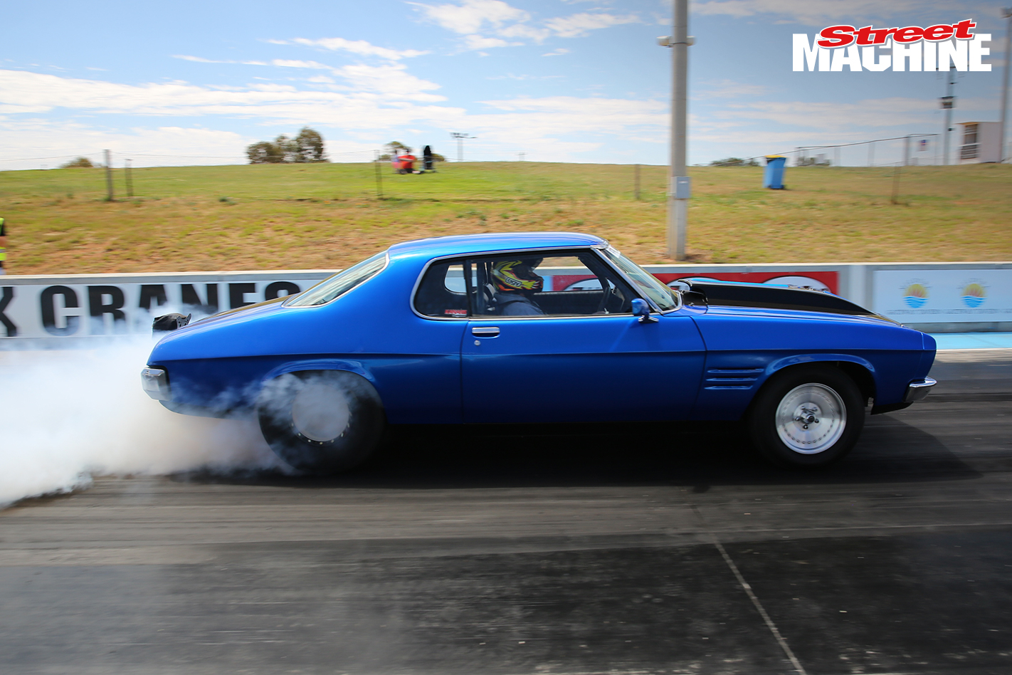HQ MONARO TWIN TURBO BRENDAN CHERRY
