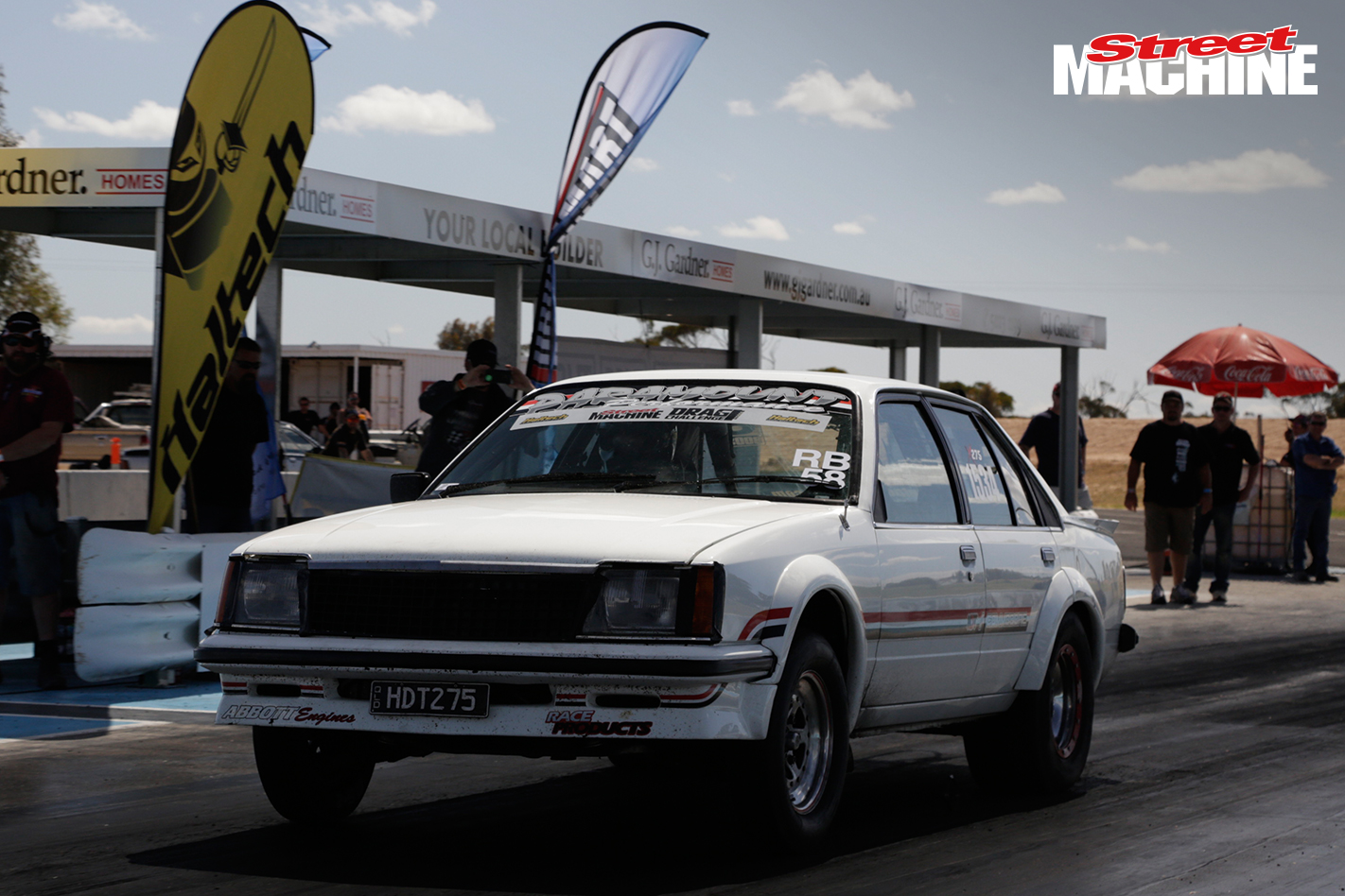 TERRY SENG HDT COMMODORE TWIN TURBO
