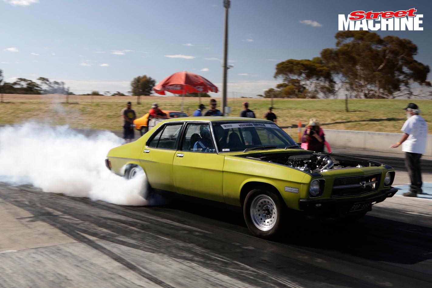Drag Challenge Hq Holden Ss