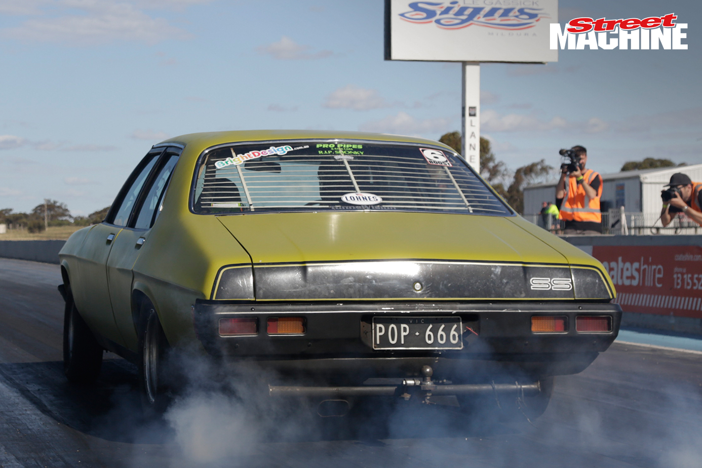 Harry Haig Hq Holden Drag Challenge Turbo