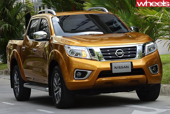 Nissan -Navara -front -side