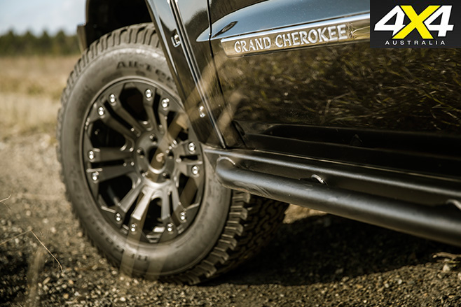 Jeep -WK2-Grand -Cherokee -Murchison -tyre