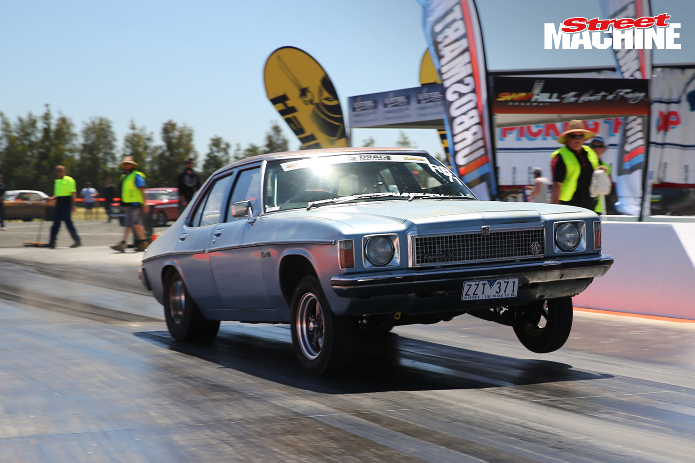 Crusty Torana Lsx Turbo Drag Challenge