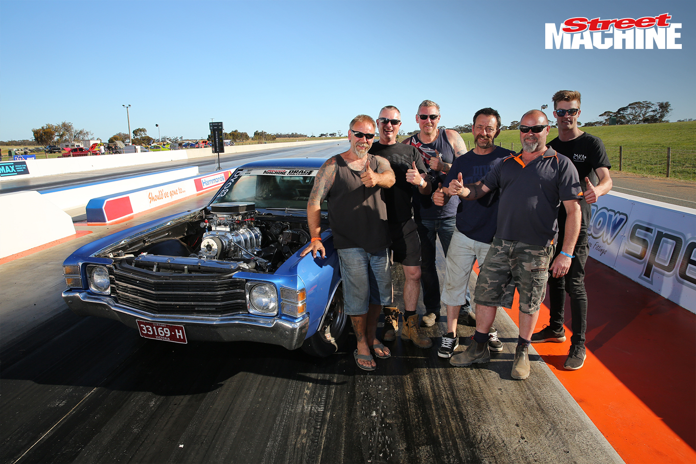 Swan Hill Dragway Drag Challenge