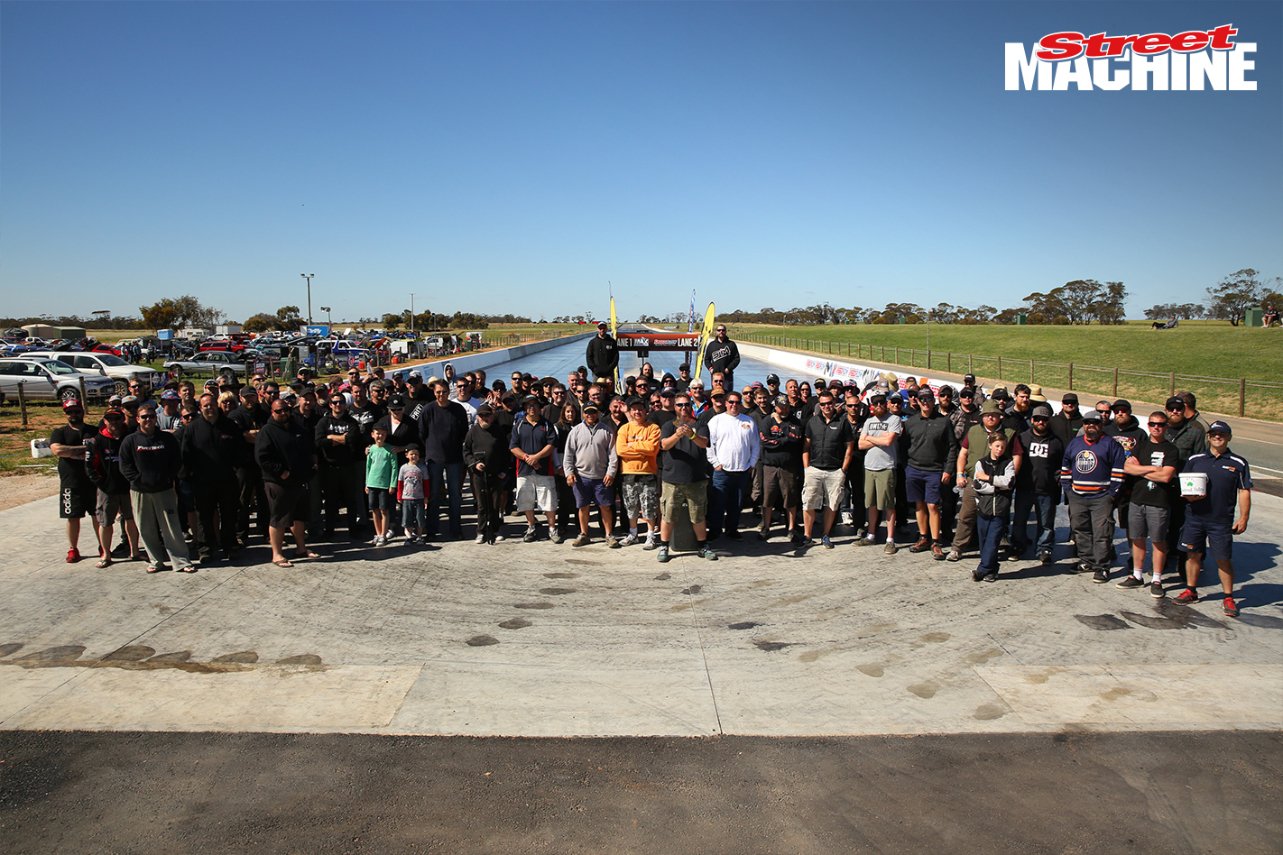 Swan Hill Dragway First Meeting