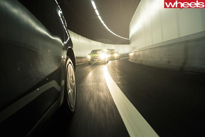Holden -Spark -Kia -Picanto -Suzuki -Celerio -driving