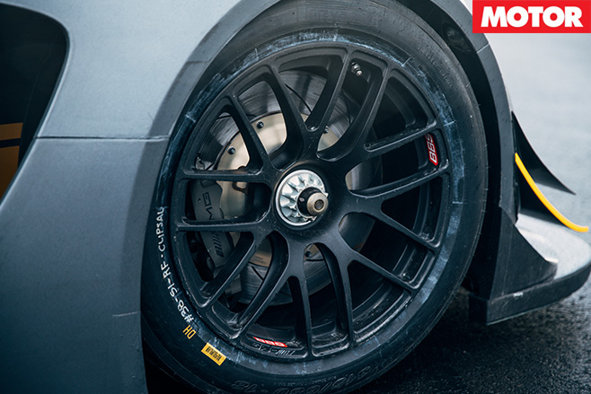 Driving the Merc-AMG wheels
