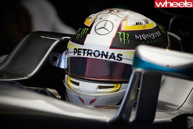 Mercedes -Lewis -Hamilton -F1