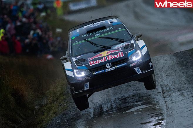 Volkswagen -Polo -jump -WRC