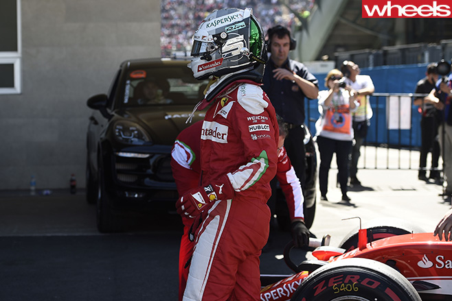 Sebastian -Vettel -car