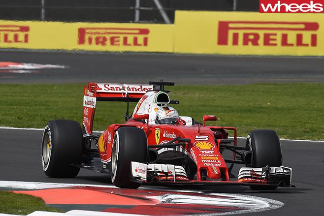 Sebastian -Vettel -F1-car