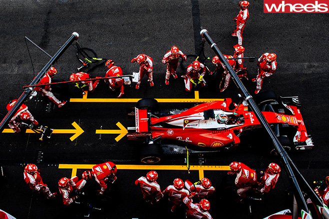 Ferrari _F1-team -car