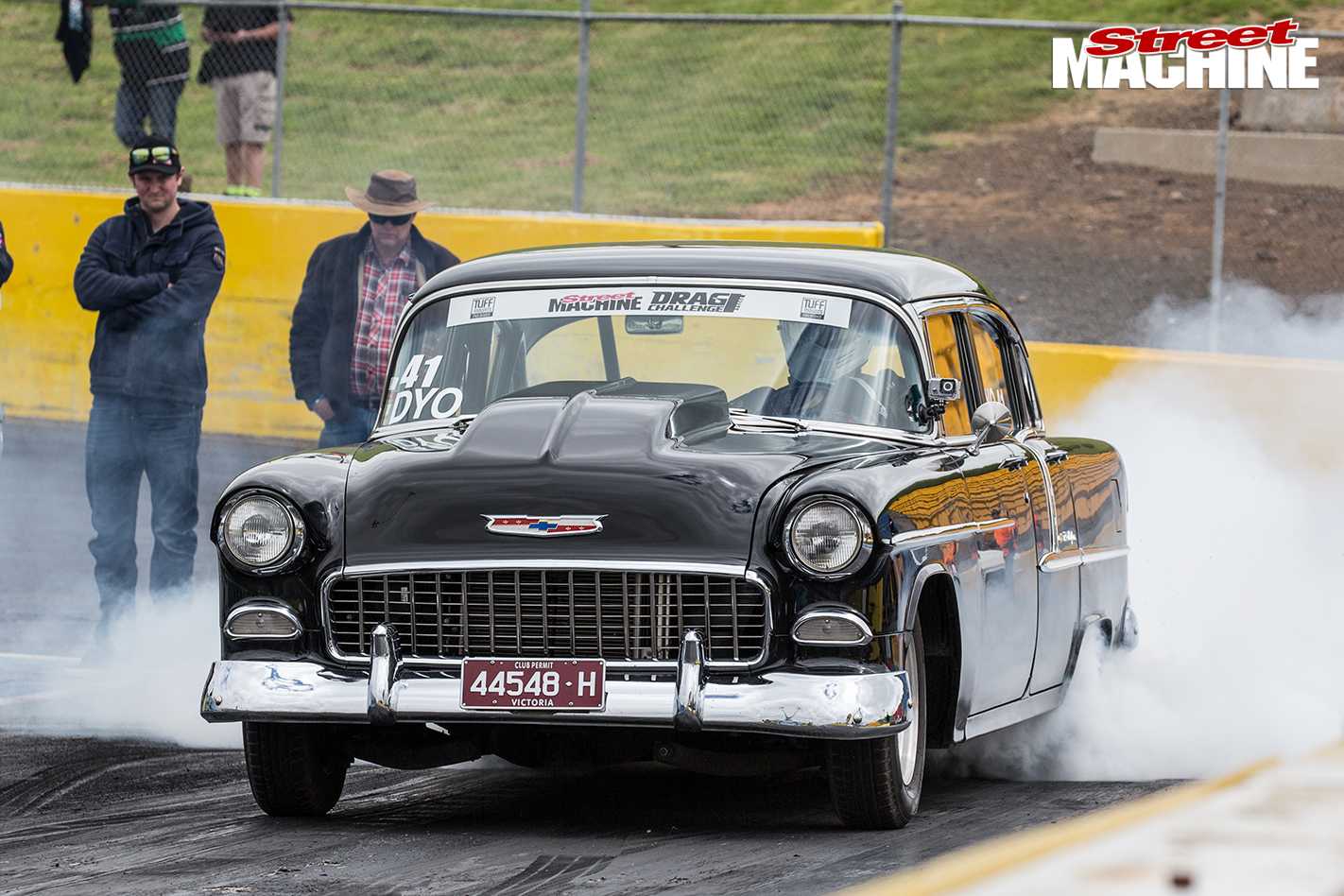1955-CHEVROLET-BELAIR-AT-DRAG-CHALLENGE-front