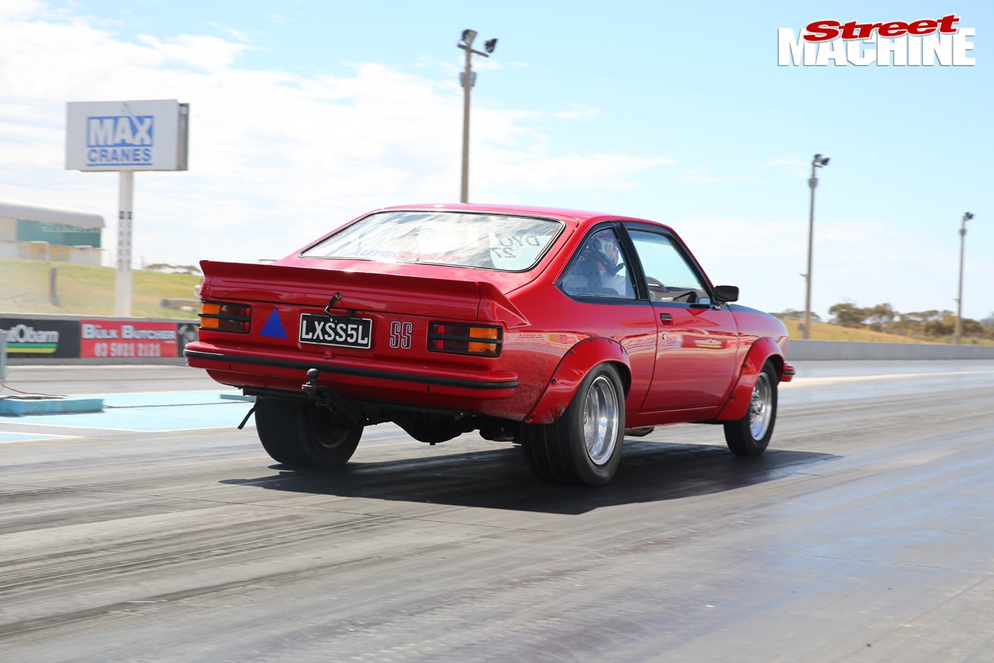 355-STROKER-LX-TORANA-SS-HATCH-AT-DRAG-CHALLENGE-rear
