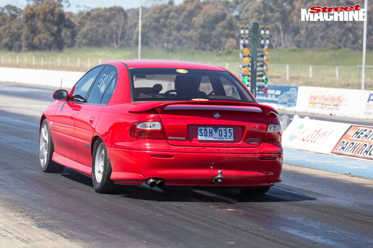Holden -vx -commodore -ss -drag -challenge