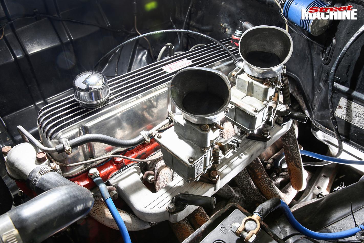 CUSTOM-HOLDEN-FB-NOMAD-engine