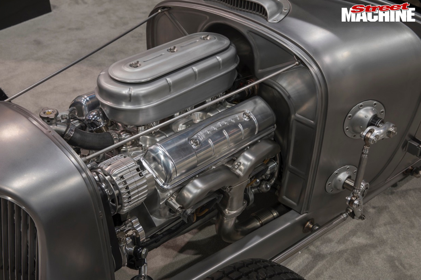 RL59002-ford -coupe -hot -rod -engine