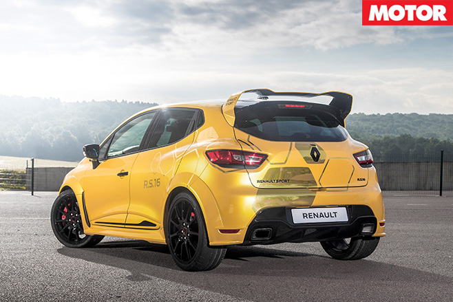 renault clio rs16 review. Black Bedroom Furniture Sets. Home Design Ideas