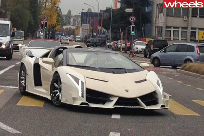 Lamborghini -Veneno -dictator -front