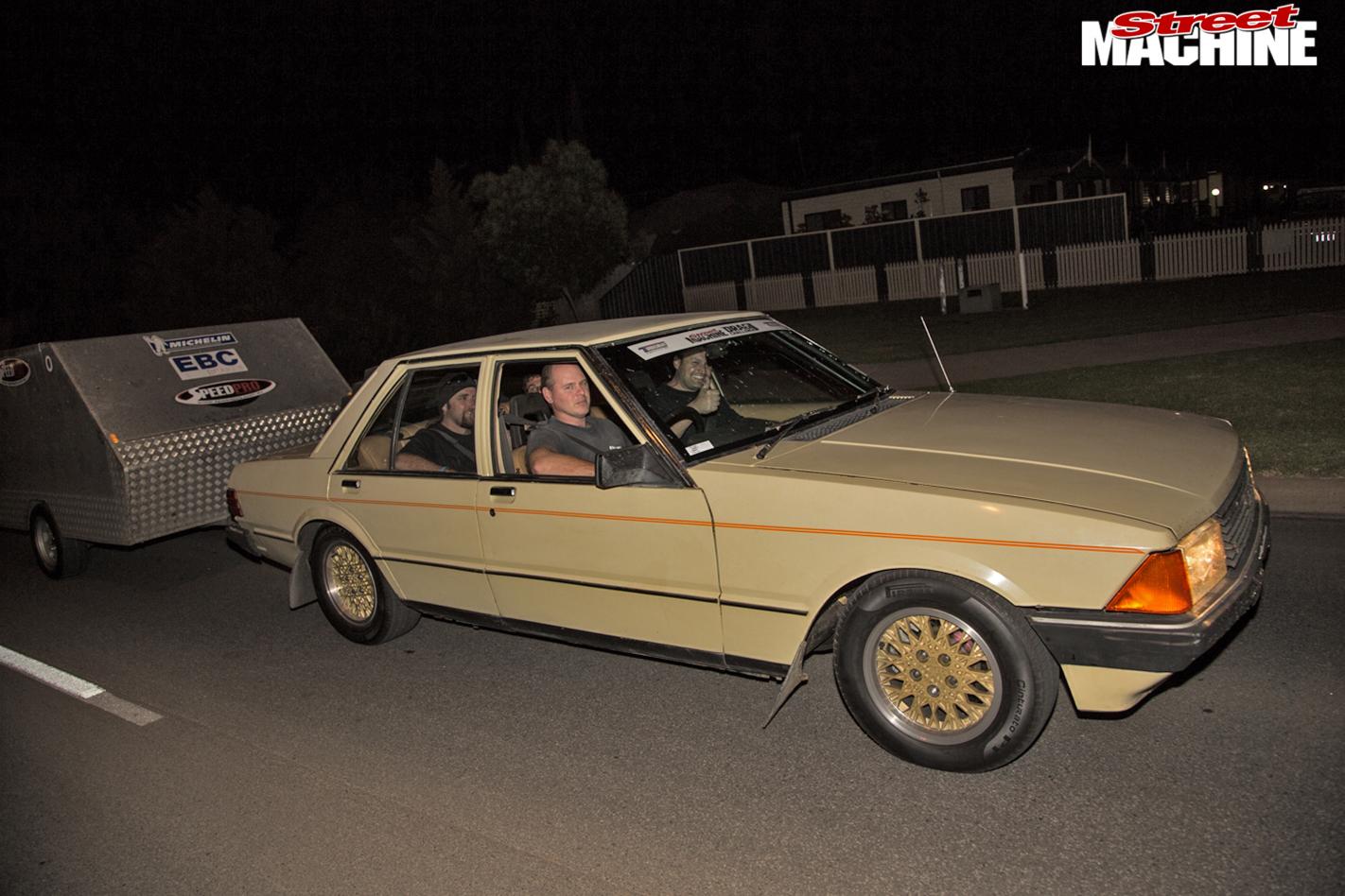 Ford -xd -falcon -turbo -barra -onroad