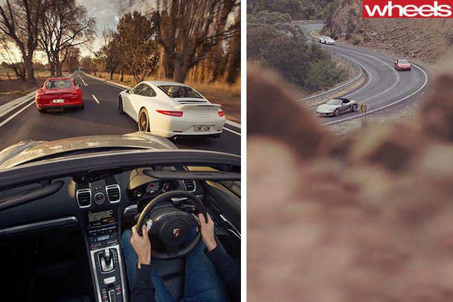 Porsche -comparison -review