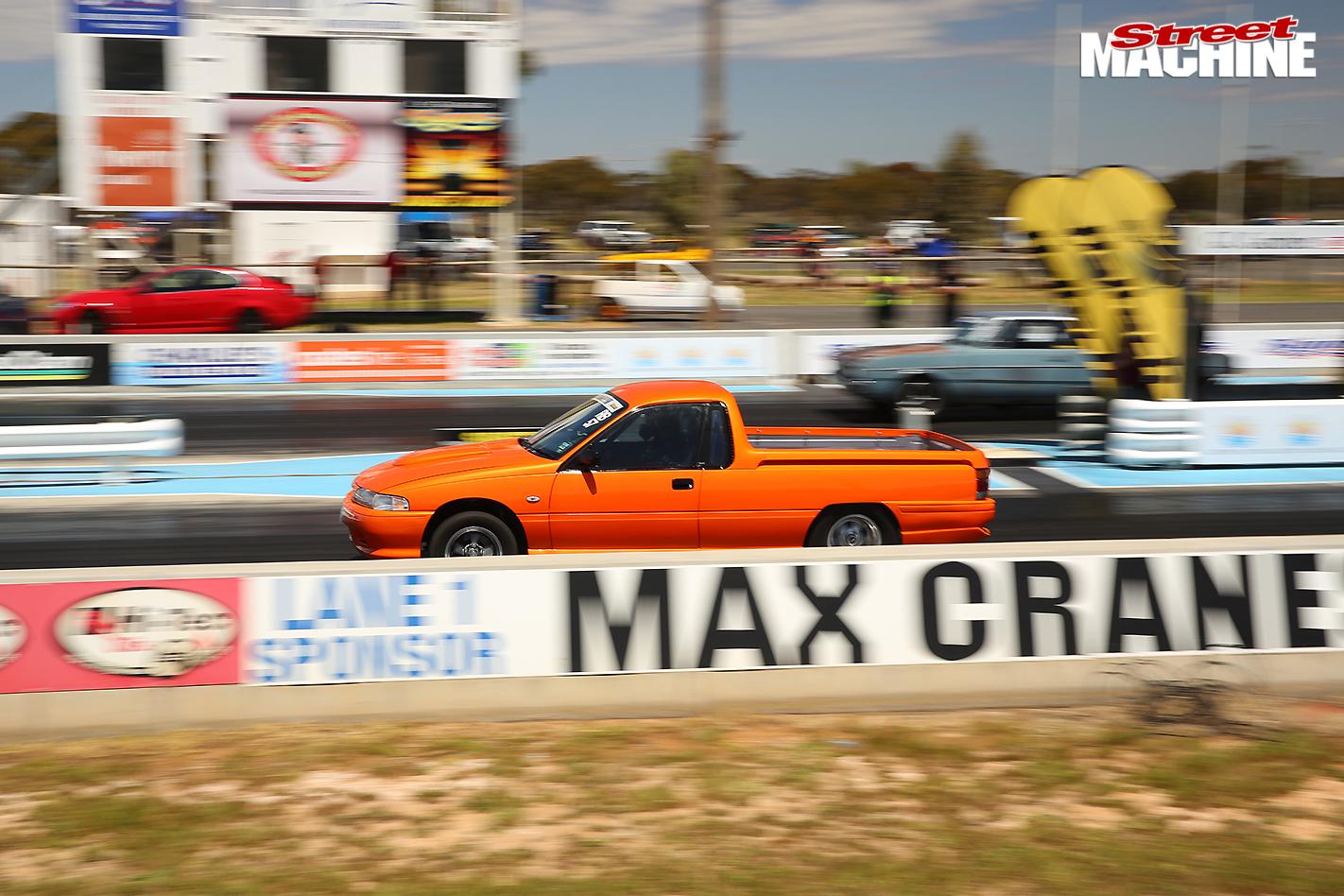 Holden -ute -drag -challenge