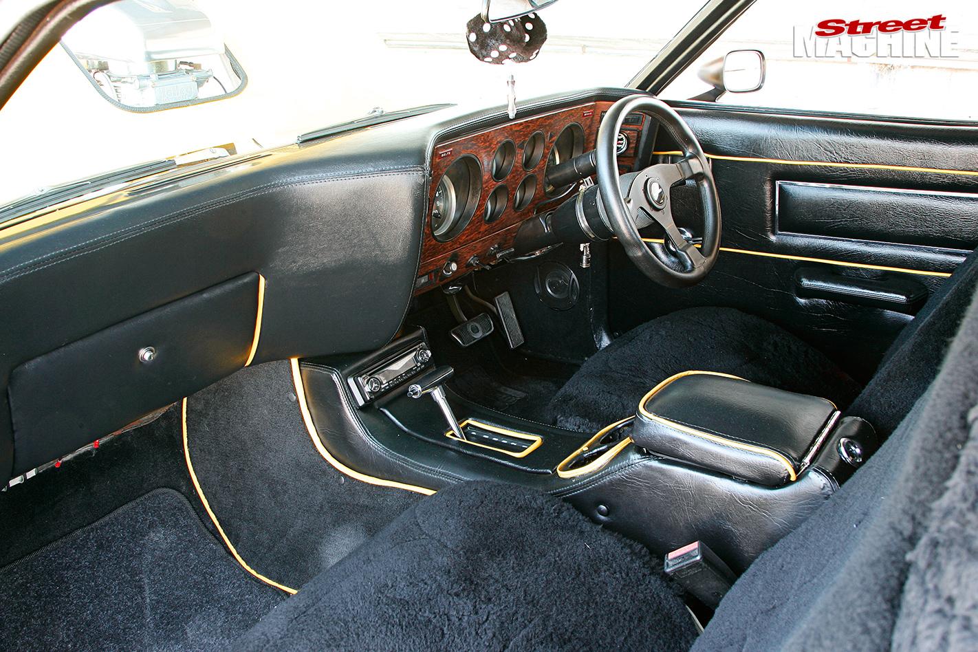Blown 1973 Ford Landau