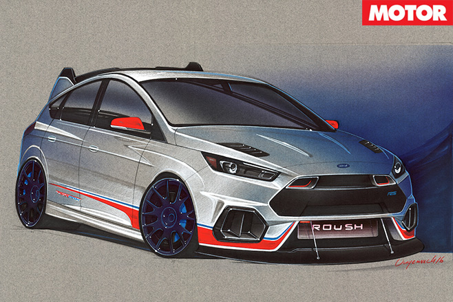 Roush Focus RS