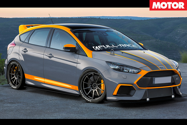 FULLRACE Focus RS