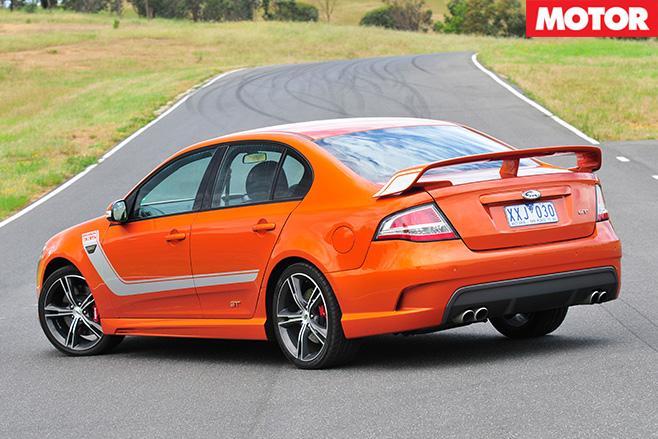 FPV FG II GT rear