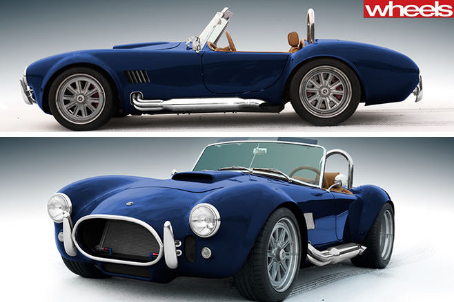 AC-Cobra -front -side