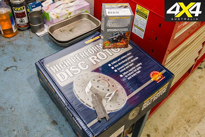 High performance disc rotors