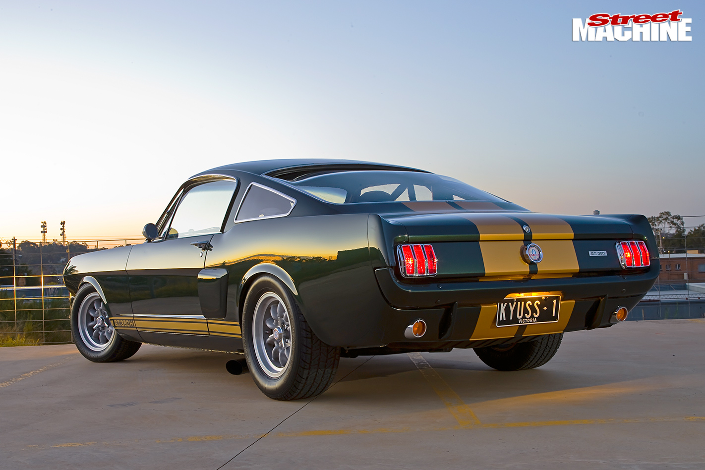 1966-FORD-MUSTANG-GT350H-FASTBACK-rear