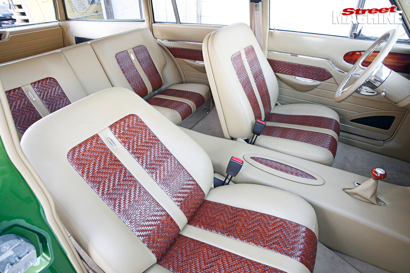 1963-FORD-FALCON-SQUIRE-WAGON-interior