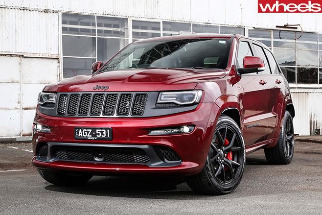 2016-Jeep -Grand -Cherokee -SRT